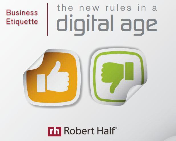 How Is Your Digital Etiquette Avondale Business School