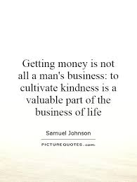 Business Kindness