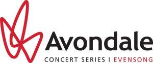 Avondale Concert Series Evensong logo