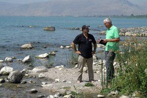 Dr Peter Roennfeldt in Israel