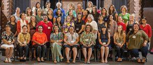 Women in ministry in Australia 2018
