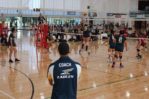 Avondale Eagles at UniSport Nationals Div 2
