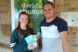 David's Triumph launch
