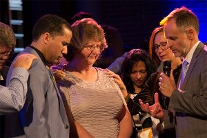 Prayer of dedication at commissioning of Dr Wendy Jackson